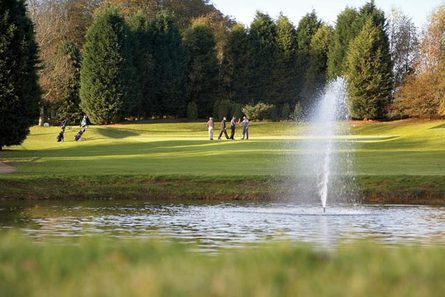 Golf at the BEST WESTERN PLUS Ullesthorpe Court Hotel & Golf Club, Ullesthorpe